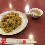 カレー炒飯