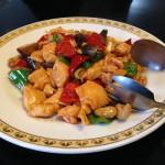 若鶏のカシューナッツ炒め