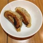 餃子(炒飯セットの)