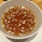 チャーハン付け合わせのスープ