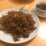 元祖黒チャーハン(上海特製黒チャーハン)