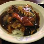 ミニ中華丼