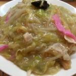 バリバリの皿うどん(800)