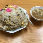 ラーメンya名物大盛りチャーハン(800)