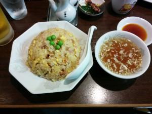 チャーハン(620円)