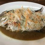 蒸し魚(3000〜)