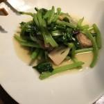 青菜の塩炒め(780)