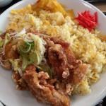 油淋鶏チャーハン(590円)