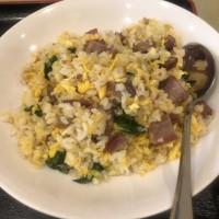 叉焼炒飯(700円)