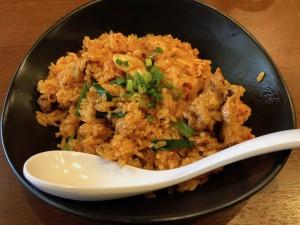 キムチ炒飯(500円)