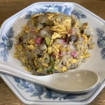 炒飯(680円)