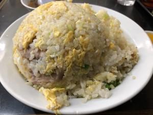 チャーハン大盛り(680円)